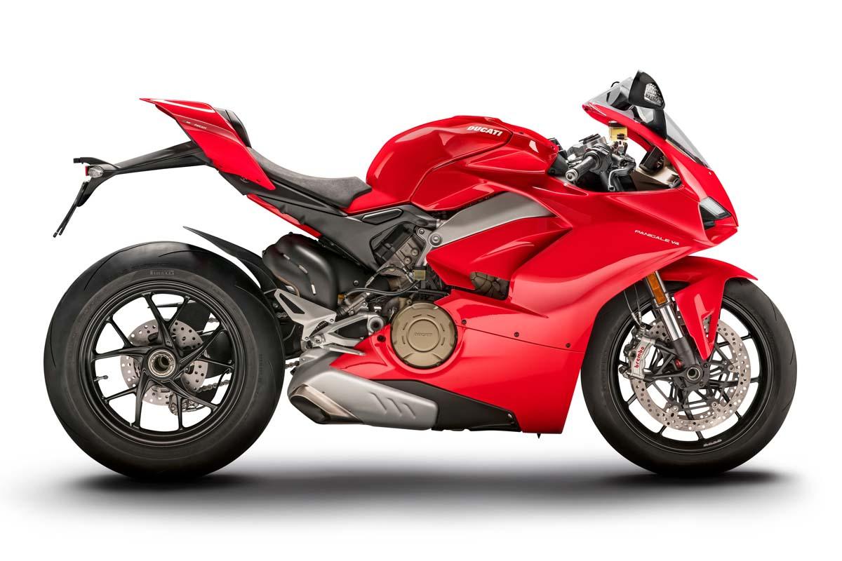 Precios del Ducati Panigale V4