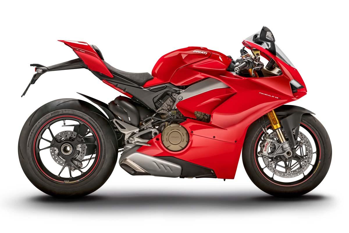 Precios de Ducati Panigale V4 S