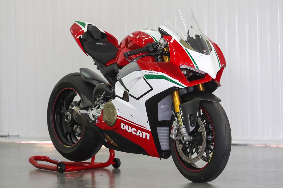 Precios de Ducati Panigale V4 Speciale