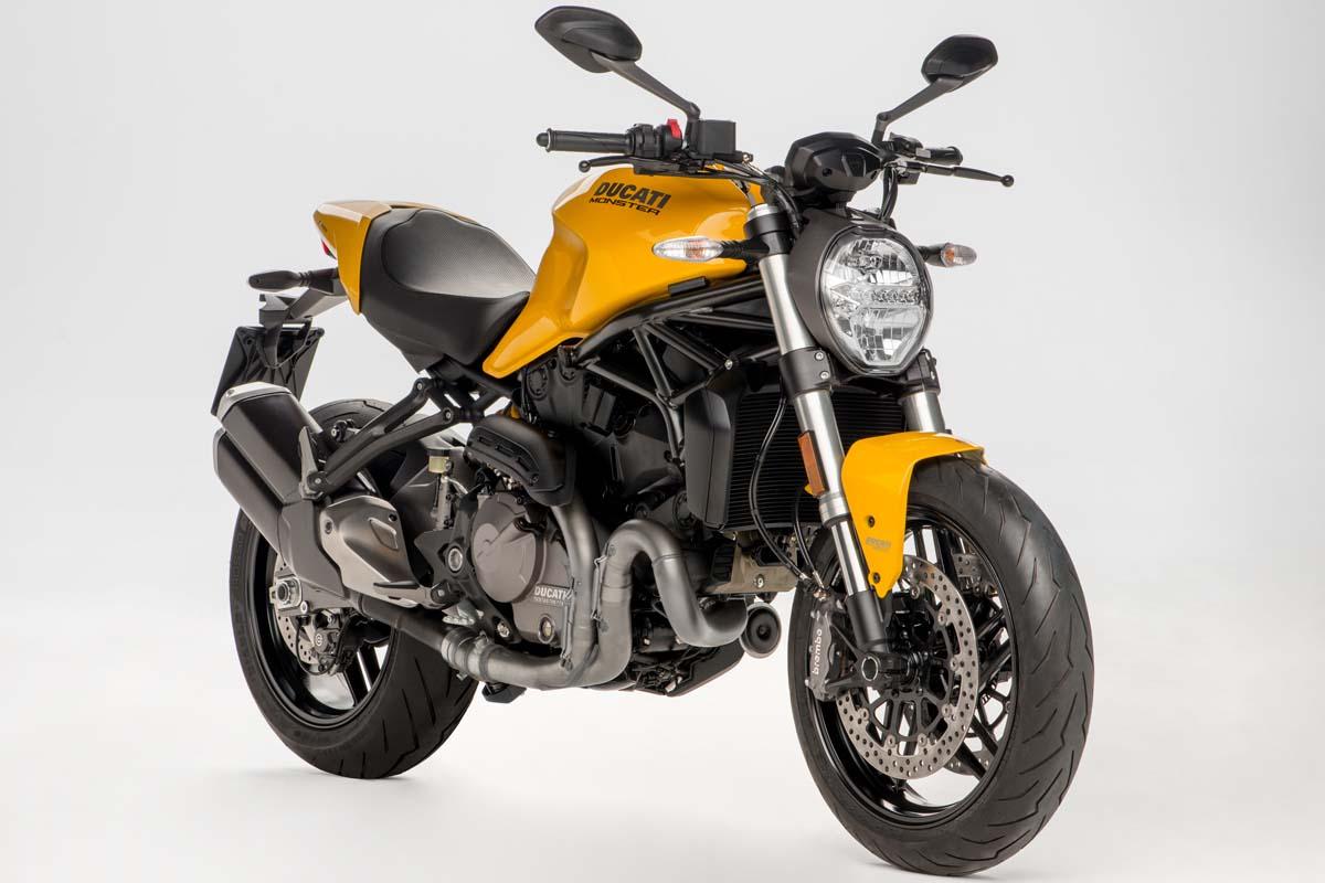 Precios del Ducati Monster 821