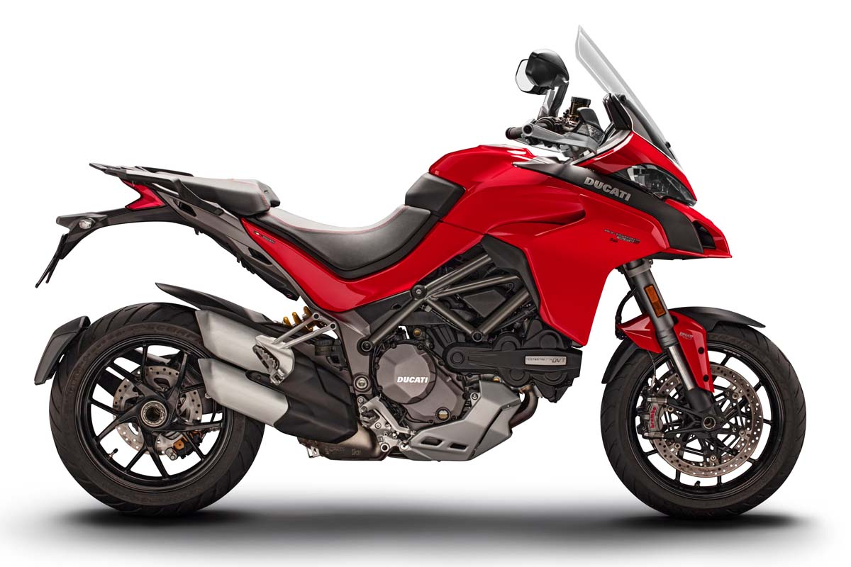 Ducati Multistrada 1260 S D-Air