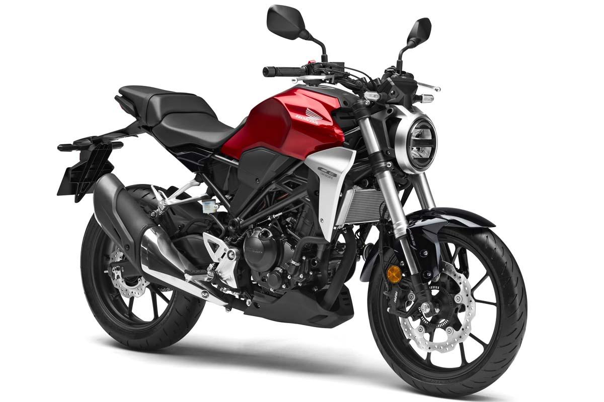 Precios de Honda CB 300 R