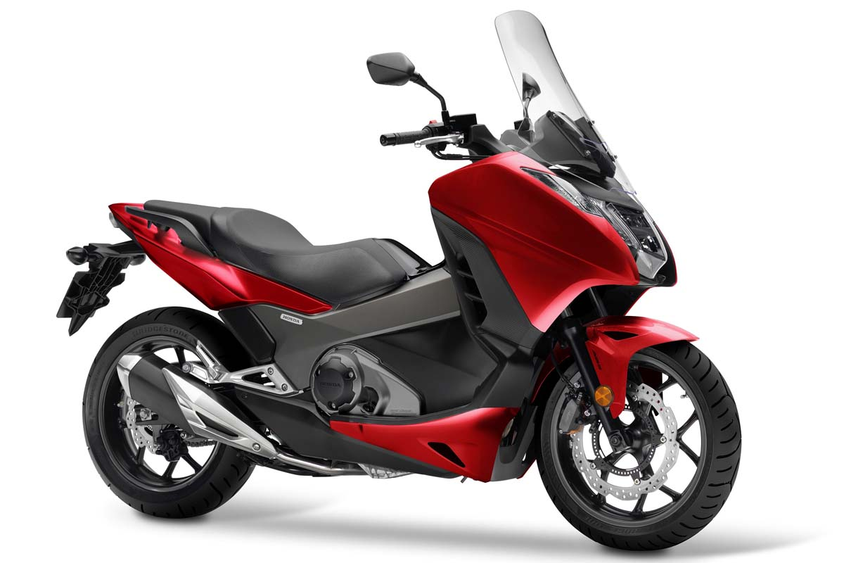 Honda Integra 750 2018