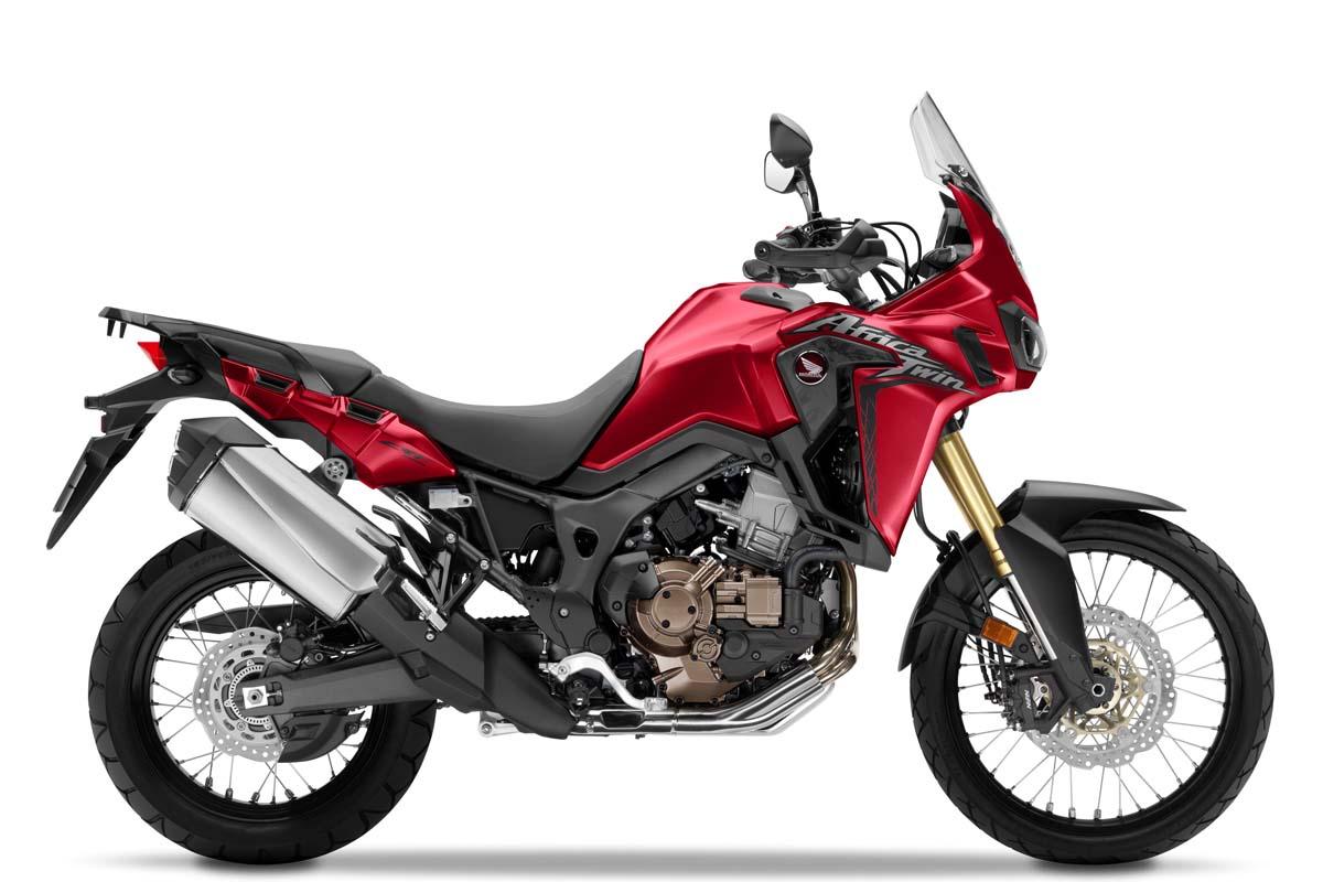 Precios de Honda Africa Twin DCT