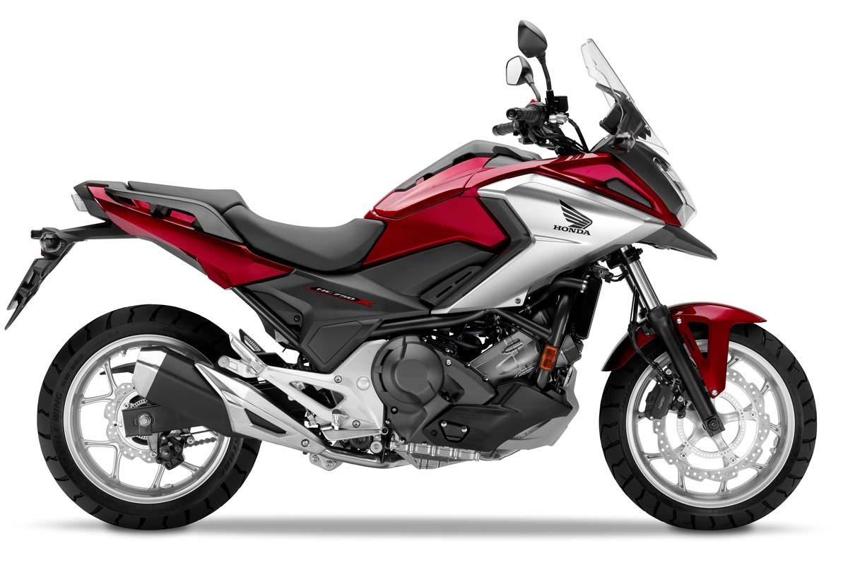 Precios de Honda NC750 X DCT