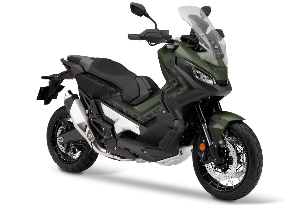 Precios de Honda X-ADV
