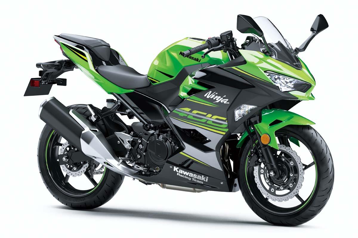 Precios de Kawasaki Ninja 400