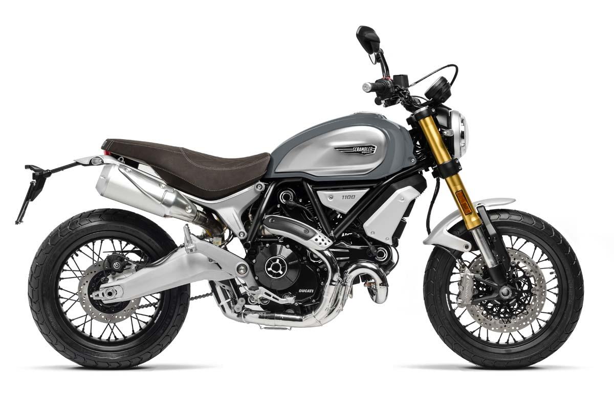 Precios del Scrambler Ducati 1100 Special