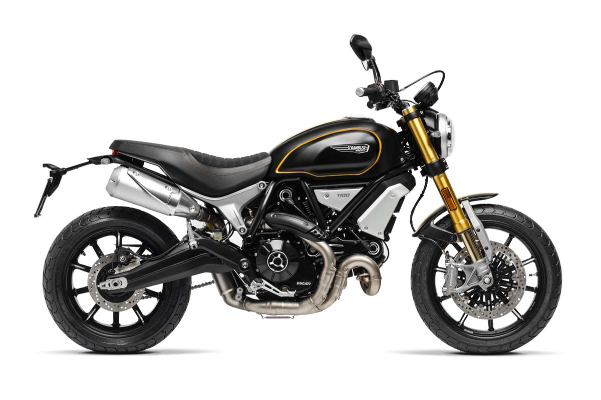 Scrambler Ducati 1100 Sport