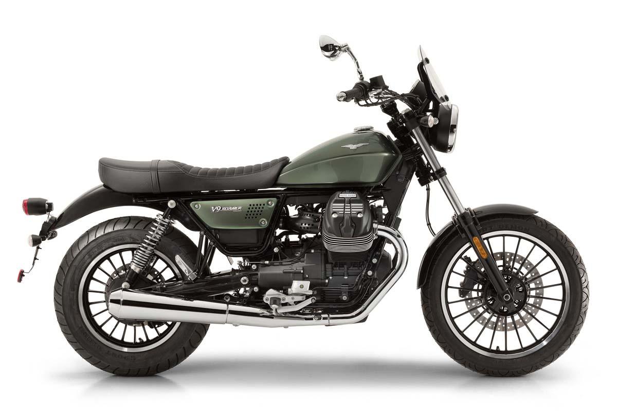 Precios de Moto Guzzi V9 Roamer