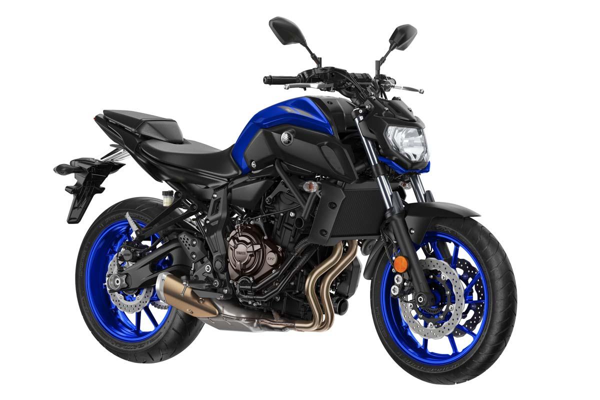 Precios de Yamaha MT-07