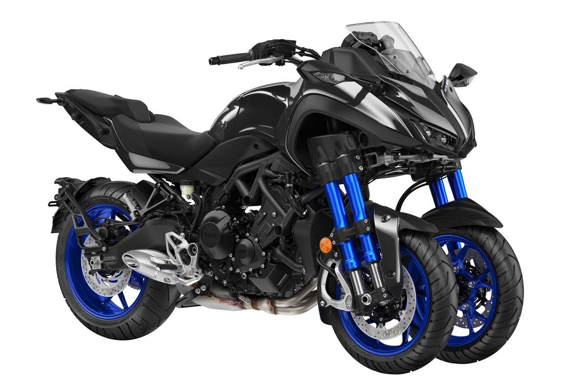 Precios del Yamaha Niken