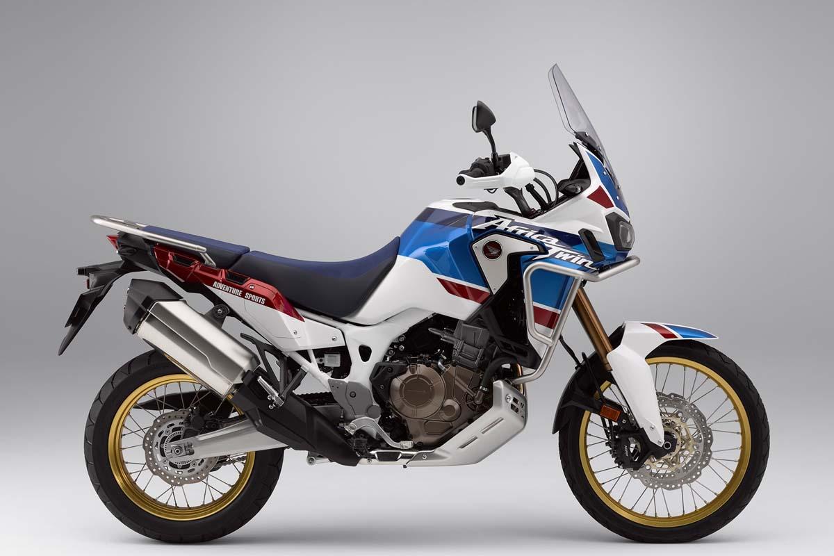 Honda Africa Twin CRF 1000 Adventure Sport DCT