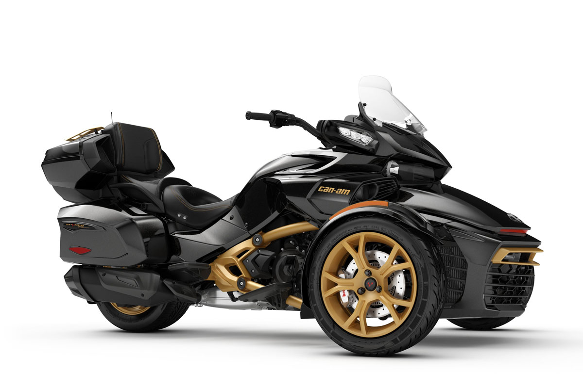 Can-Am Spyder F3 Limited 10 Aniversario