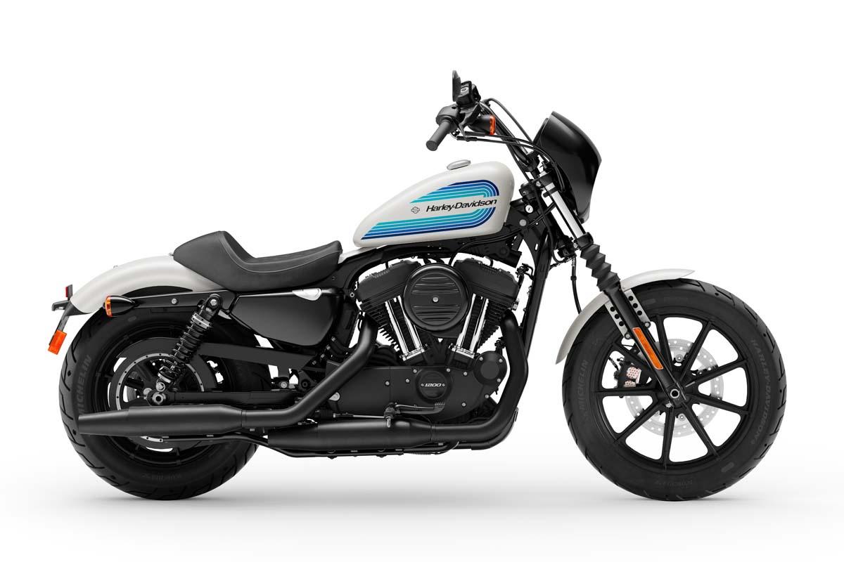 Precios de Harley-Davidson Sportster Iron 1200