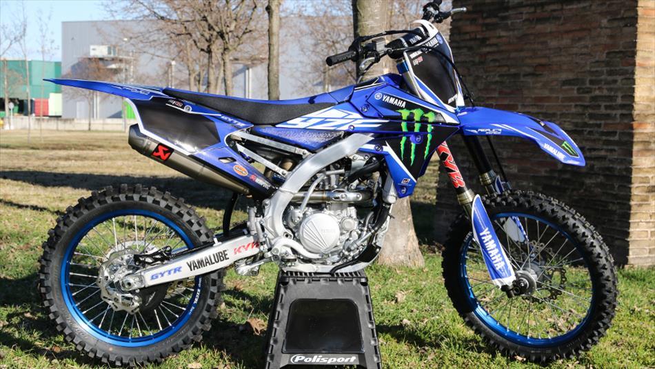 Yamaha YZ250 F MX2 Réplica