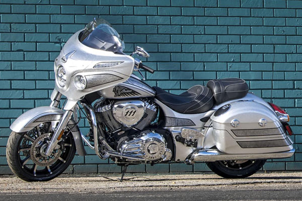 Precios de Indian Chieftain Elite