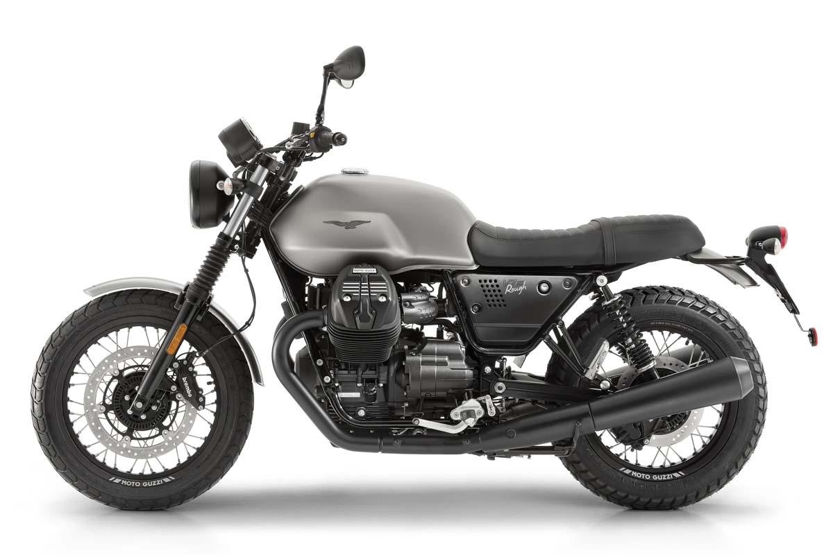 Precios del Moto Guzzi V7 III Rough