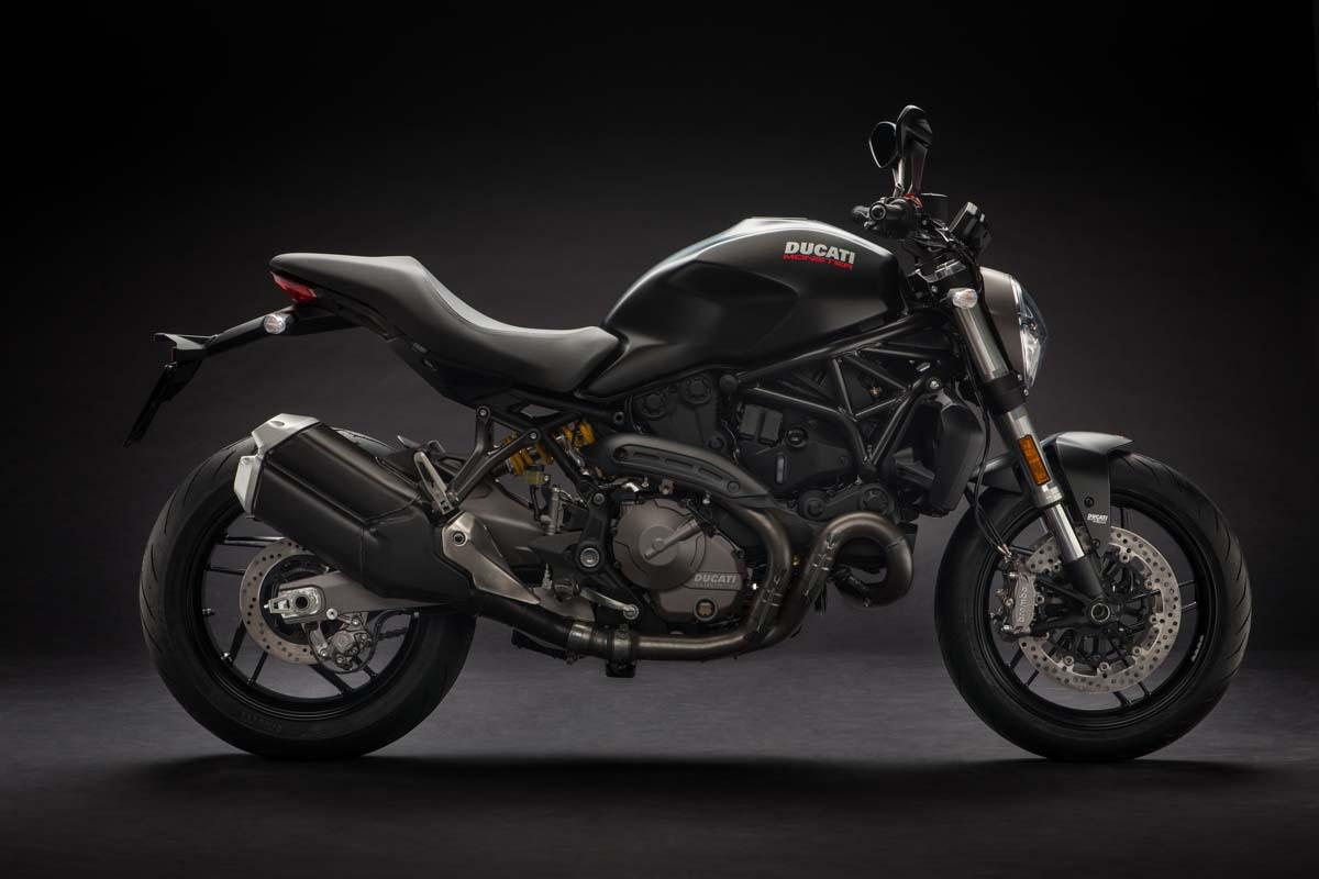Precios de Ducati Monster 821 Dark