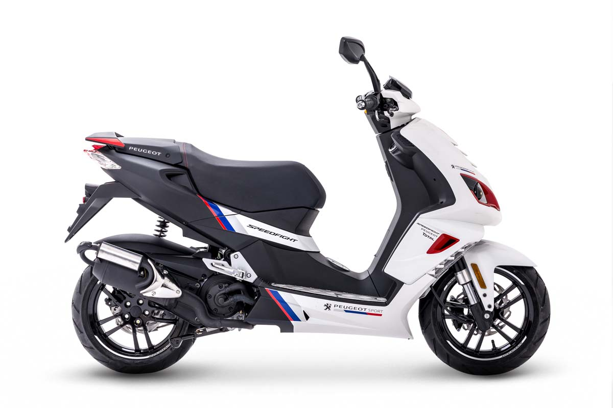 Peugeot Speedfight 4 LC Total Sport