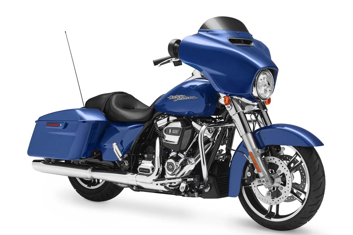 Precios del Harley-Davidson Street Glide