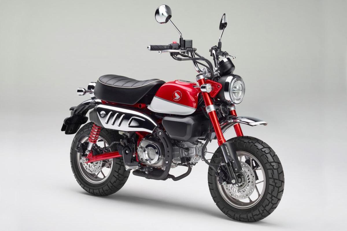 Precios de Honda Monkey 125