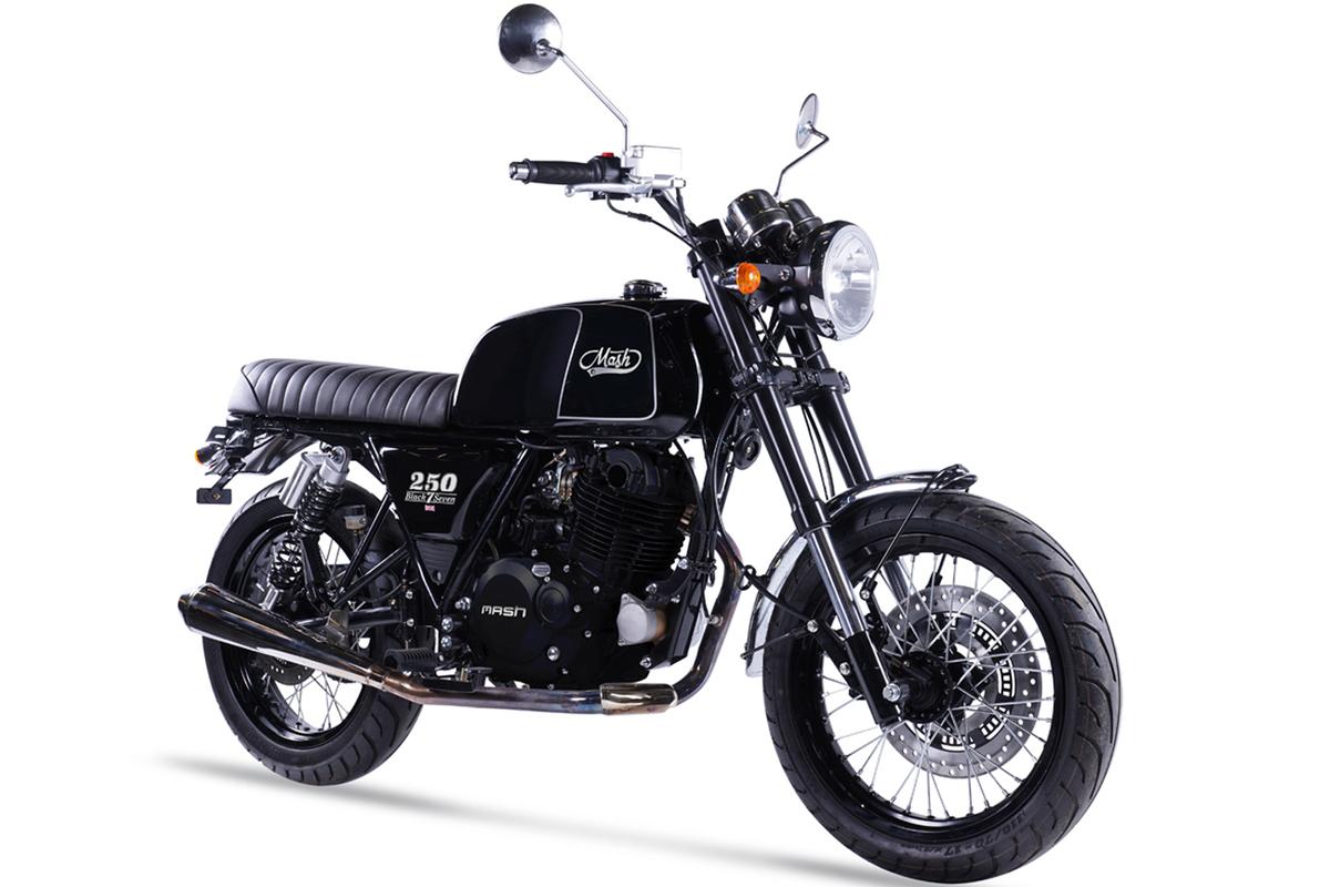 Mash Black Seven 250