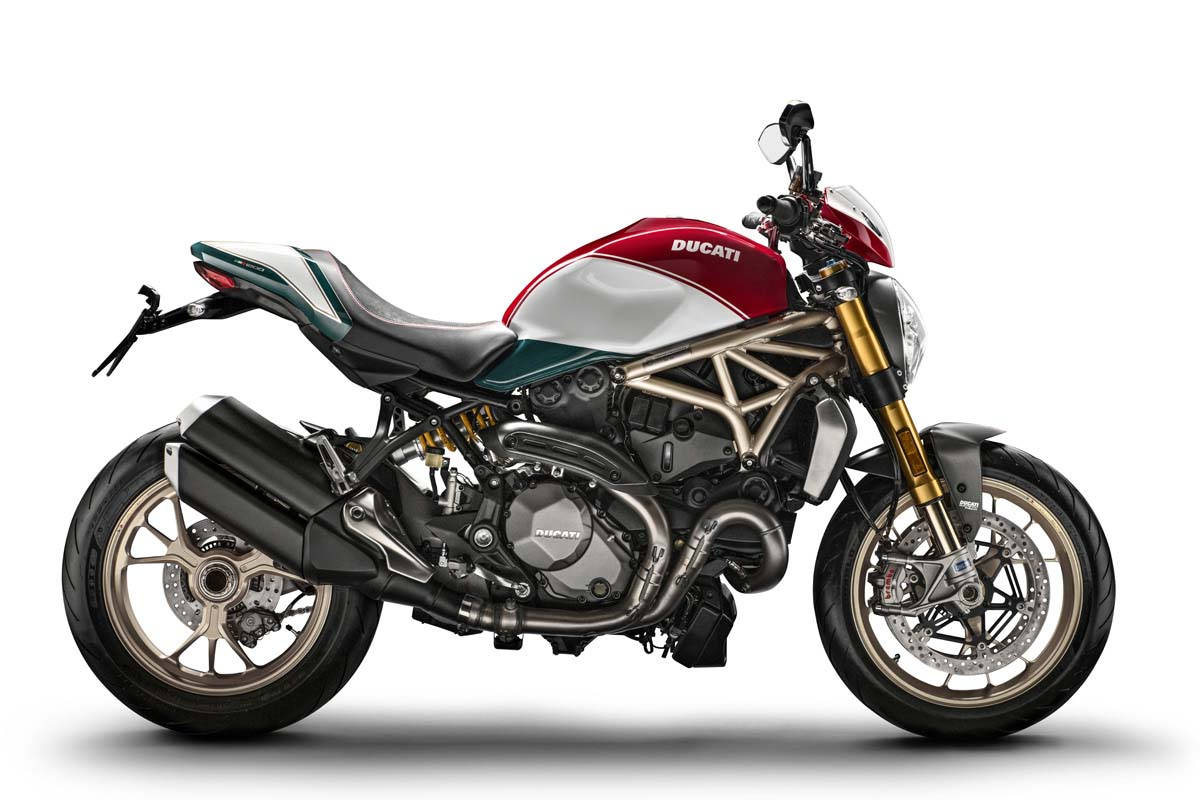 Ducati Monster 1200 S 25 Aniversario