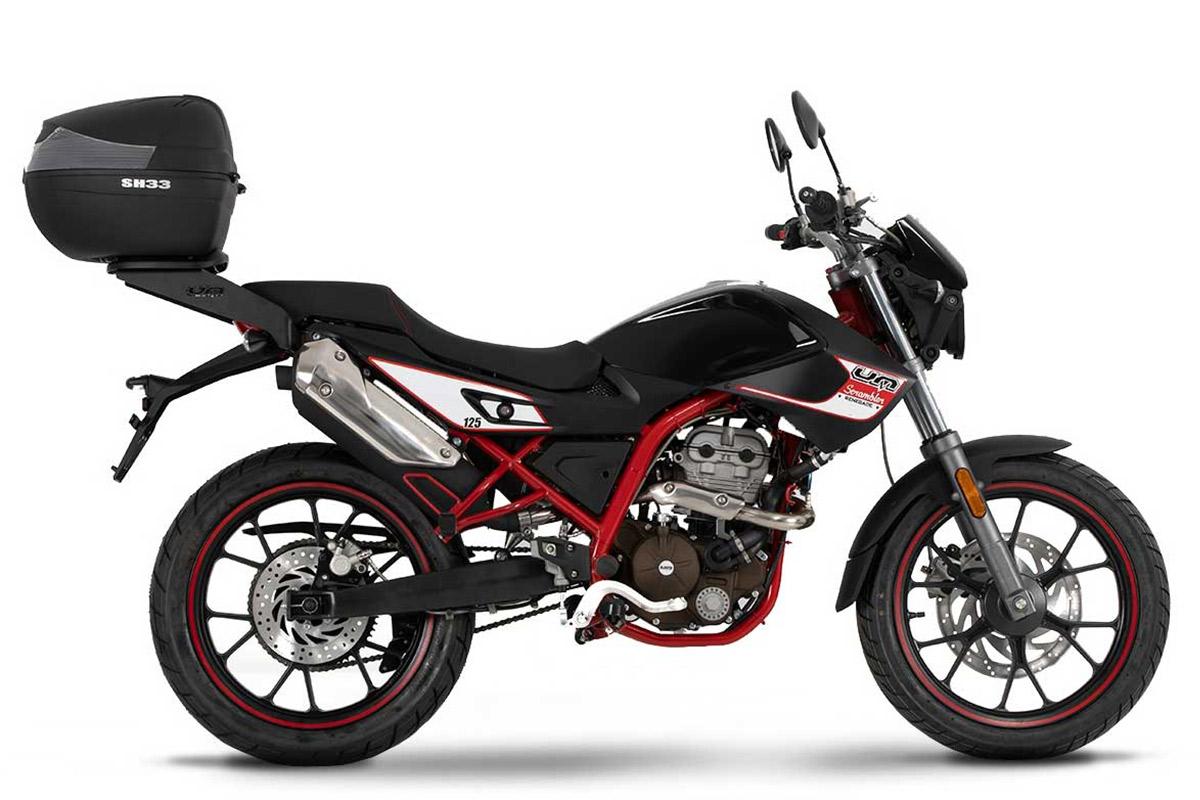 Precios del UM Motorcycles Renegade Scrambler Sport Urban