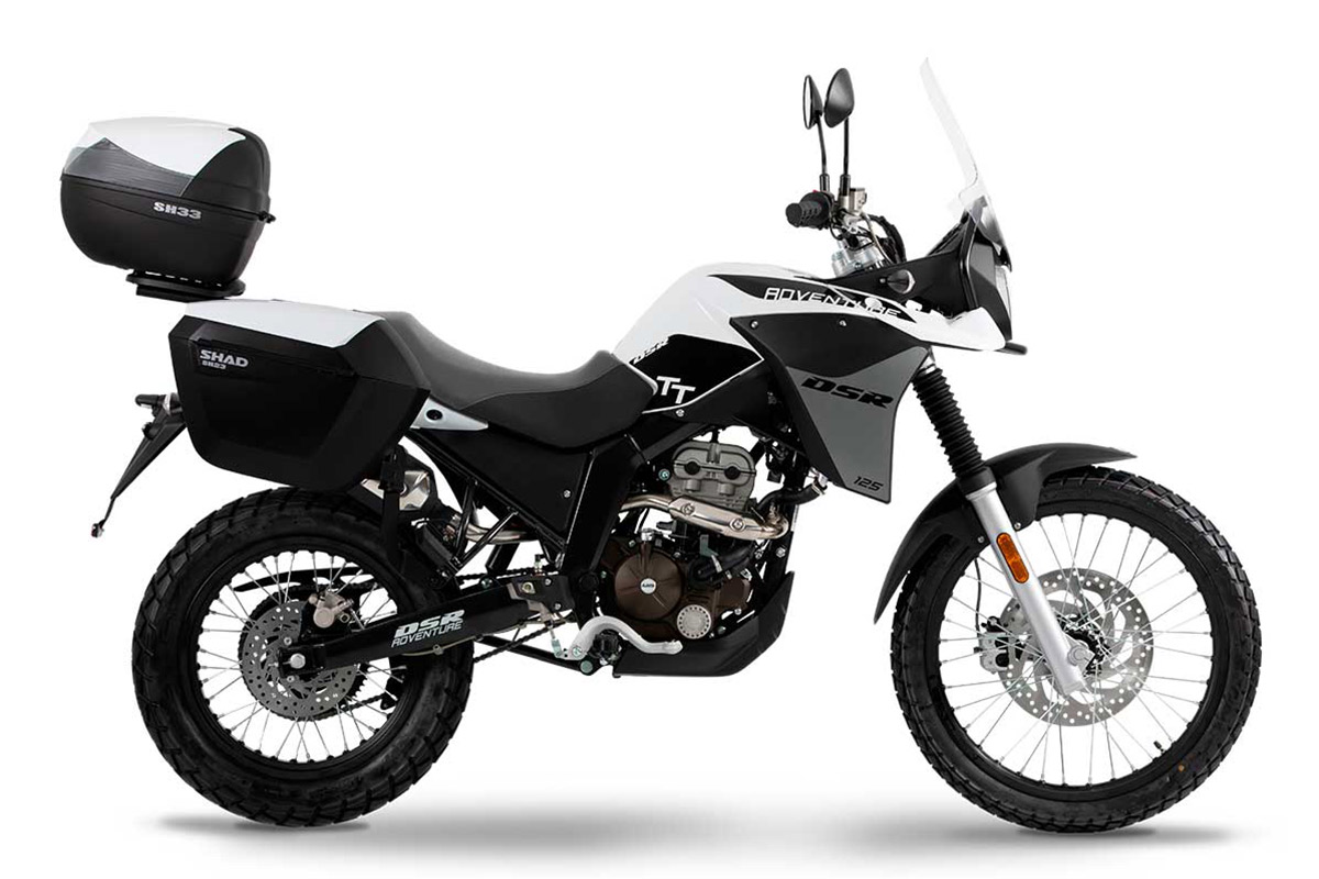 UM Motorcycles DSR Adventure TT Grand Tourer