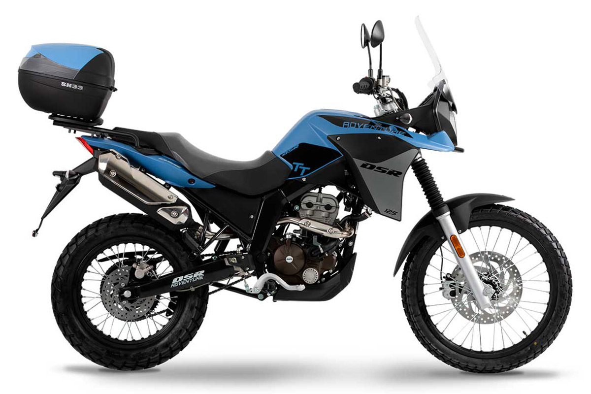 UM Motorcycles DSR Adventure TT Urban