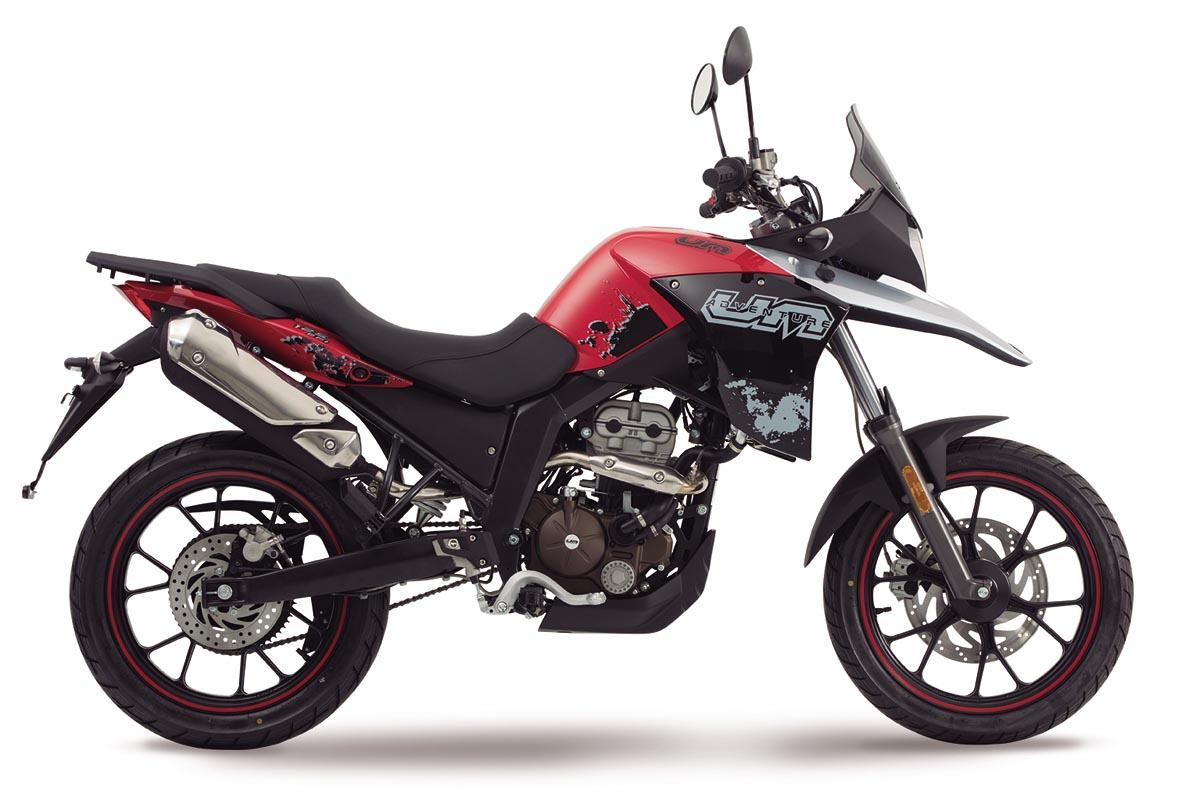 UM Motorcycles DSR Adventure Tourer