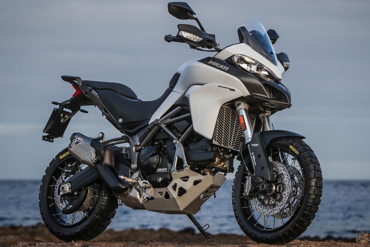Precios de Ducati Multistrada 950 Spoked Wheels