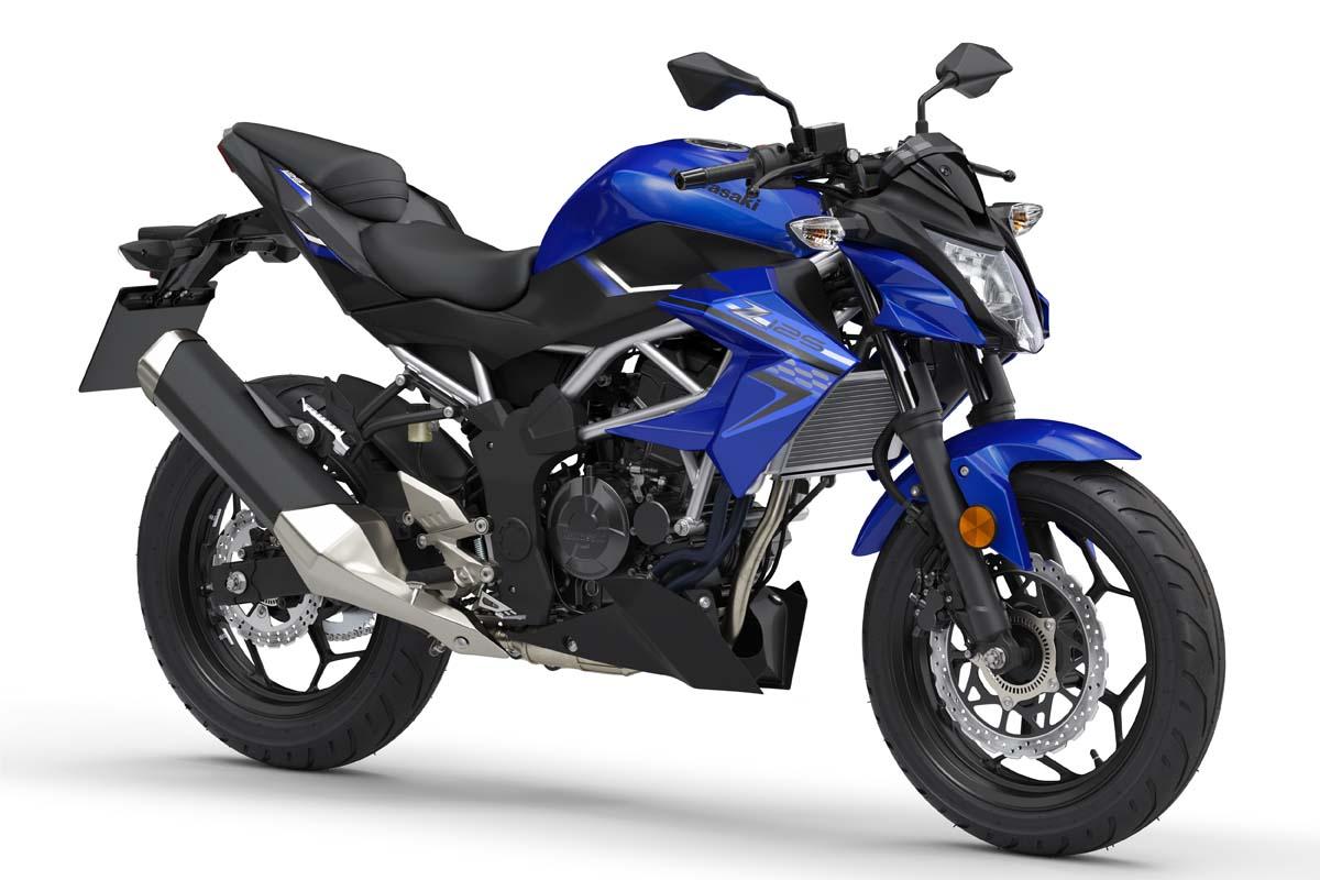 Precios del Kawasaki Z 125