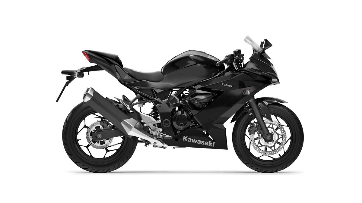 Kawasaki Ninja 125 2022
