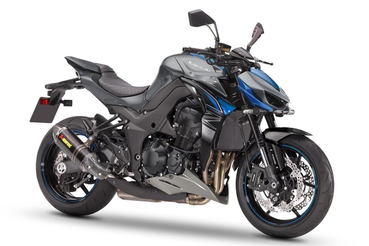 Kawasaki Z1000 Performance
