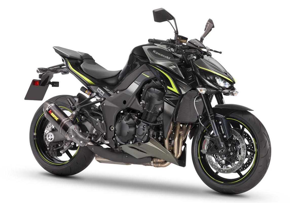 Kawasaki Z1000 R Performance