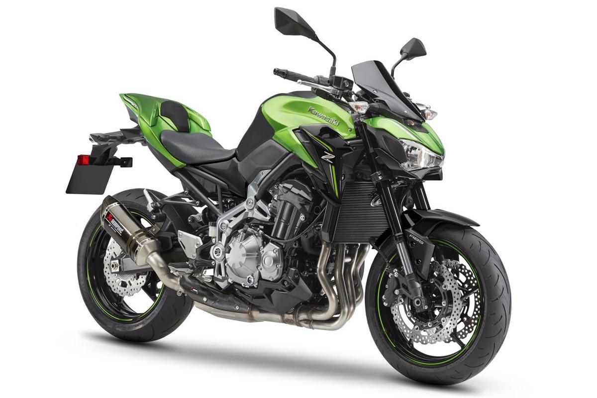 Precios del Kawasaki Z900 Performance