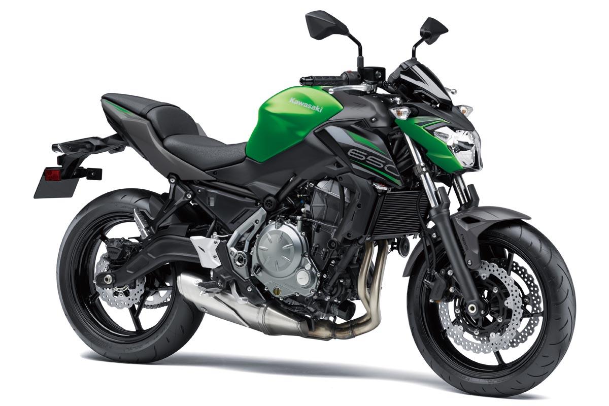 Precios de Kawasaki Z650