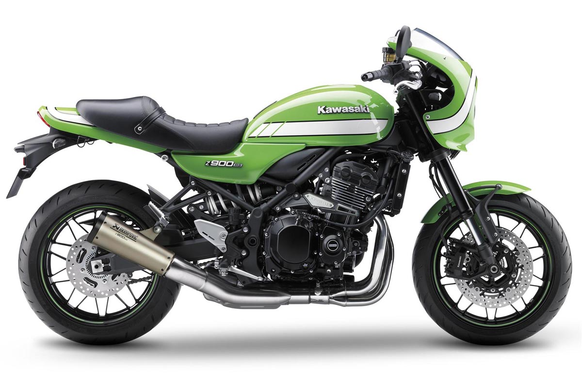 Kawasaki Z900 RS Cafe Performance