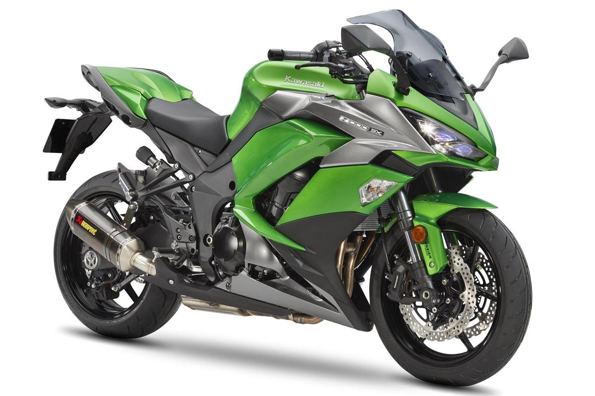 Precios del Kawasaki Z1000 SX Performance