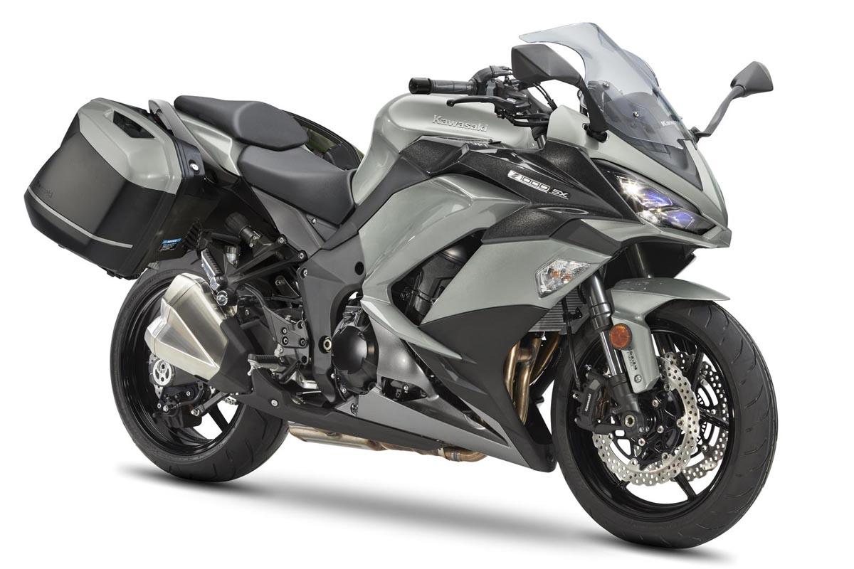 Precios de Kawasaki Z1000 SX Tourer