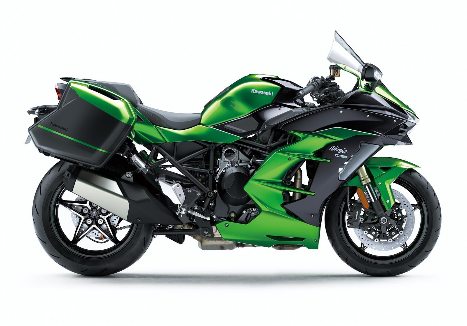 Precios de Kawasaki Ninja H2 SX SE Tourer