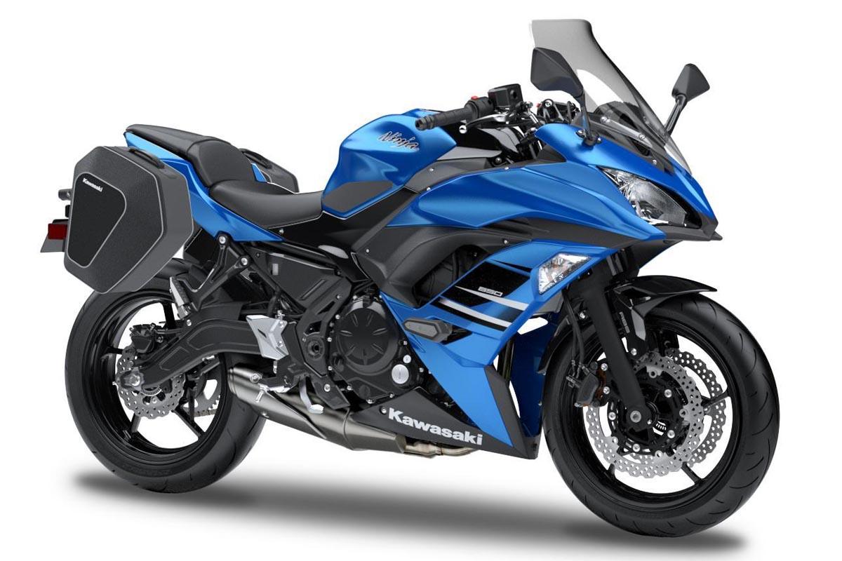 Precios de Kawasaki Ninja 650 Tourer