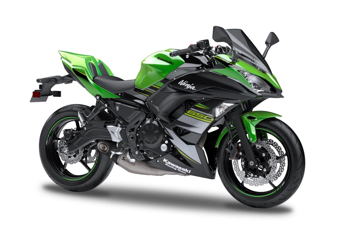 Kawasaki Ninja 650 SE Performance