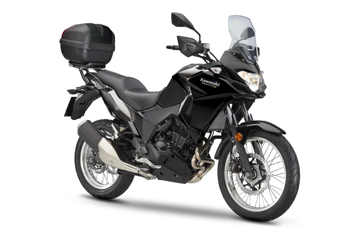 Precios de Kawasaki Versys-X 300 Urban