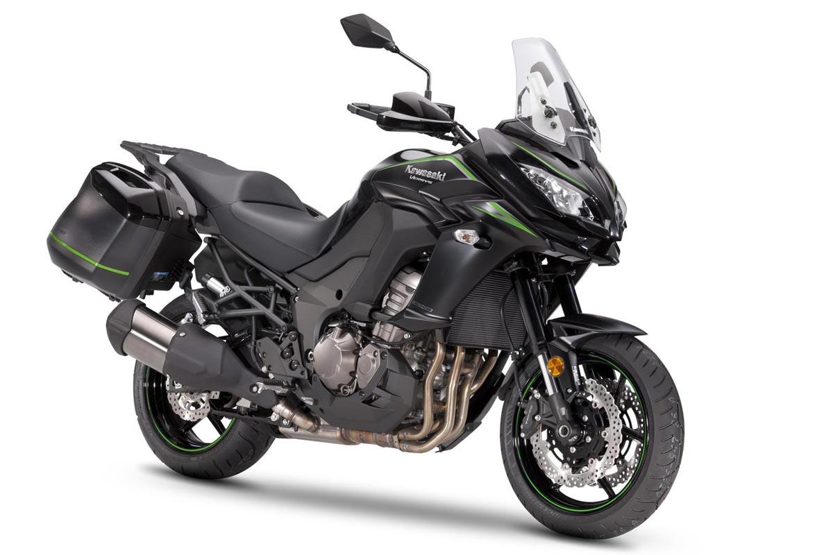 Kawasaki Versys 1000 Tourer