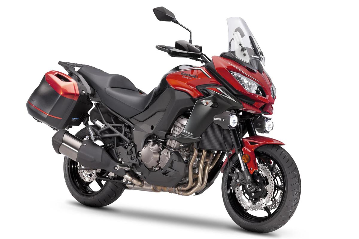Kawasaki Versys 1000 Tourer Plus