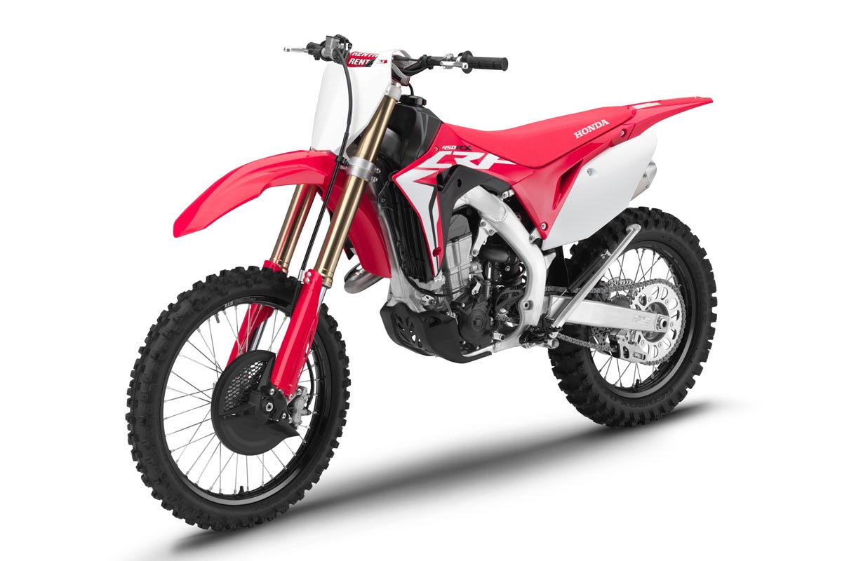 Precios de Honda CRF450 RX