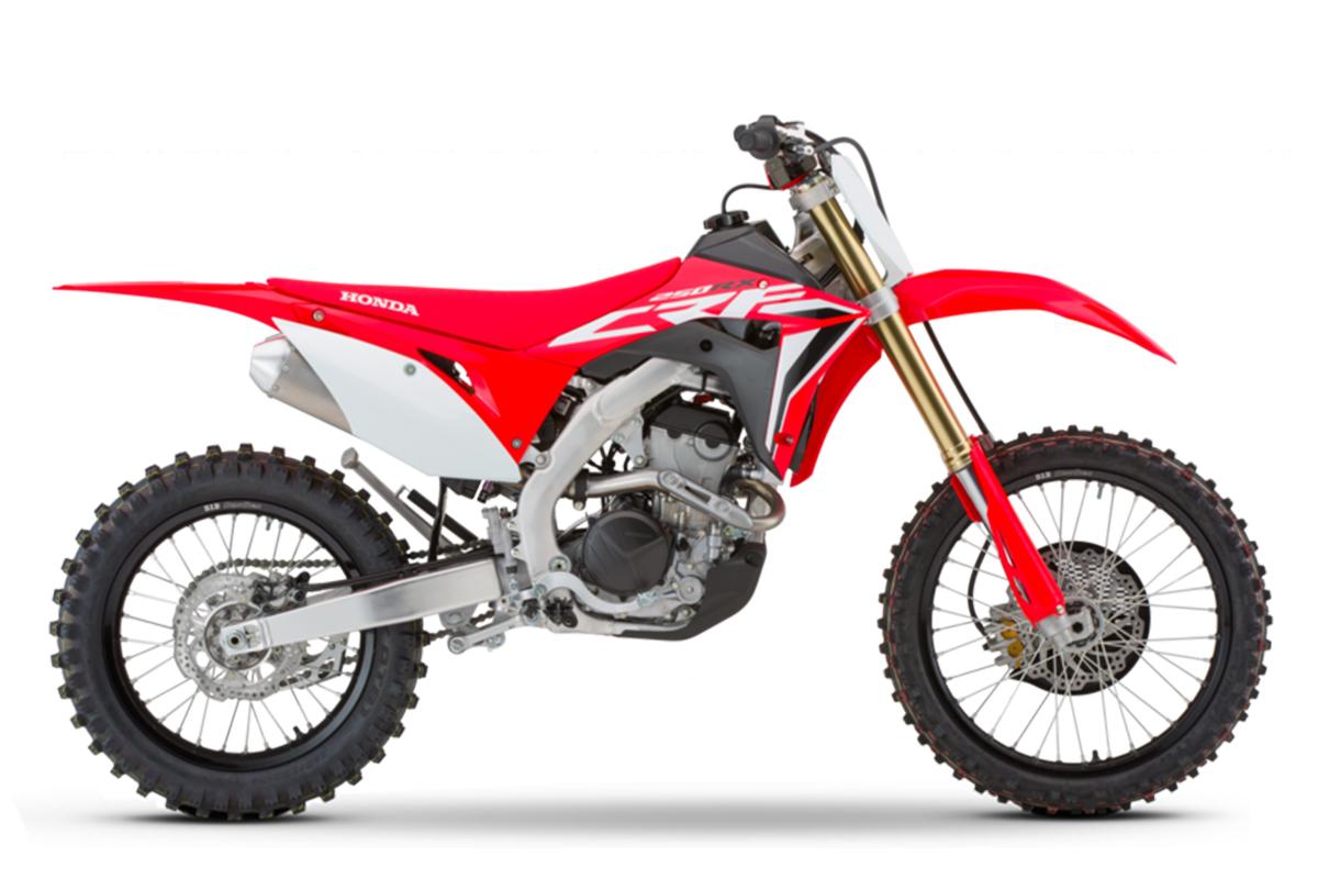 Precios de Honda CRF250 RX